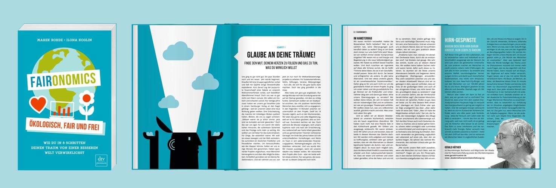 """Buch """"Faironomics"""" von Ilona Koglin und Marek Rohde"""